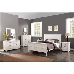 Abby King Tallboy Bedroom Suite