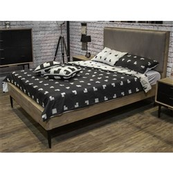 Alba Queen Bed