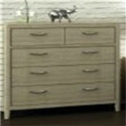 Bahia 5 Drawer Tallboy