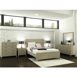 Bahia King Tallboy Bedroom Suite