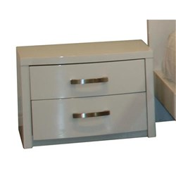 Bindi 2 Drawer Bedside Table