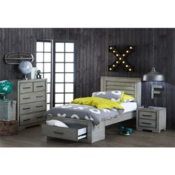 Blaise King Single Bed