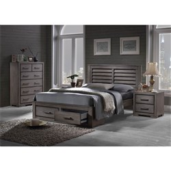 Blaise Double Tallboy Bedroom Suite