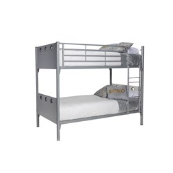 Buddy Bunk Bed - Silver