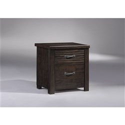 Chadwick 2 Drawer Bedside Table