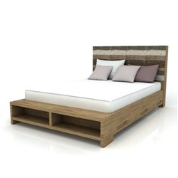 Crusoe Queen Bed