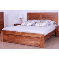 Donna King Bed with 2 Drawers