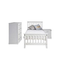 Eliza Single Tallboy Bedroom Suite