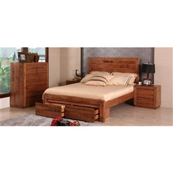 Hastings Queen Tallboy Bedroom Suite