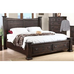 Huntington Queen Bed