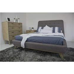 Jasper/Torrey Queen Tallboy Bedroom Suite