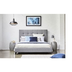 Melina Double Bed