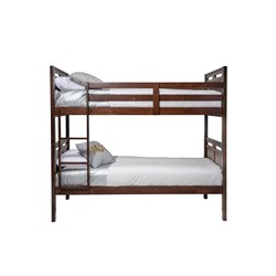 Ned Single over Single Bunk - White
