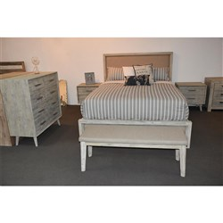 Torquay Queen Tallboy Bedroom Suite