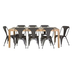 Bahamas 9PC Dining Set