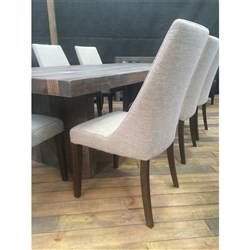 Balmoral Dining Chair - Graphite