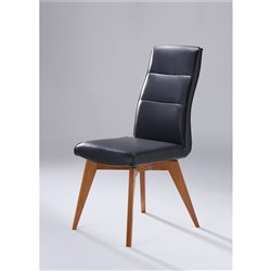 Carter Dining Chair - Black