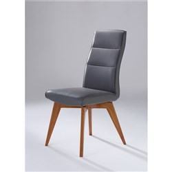 Carter Dining Chair - Grey