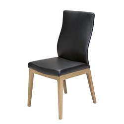 Clarke Black Dining Chair