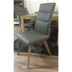 Creston Dining Chair - Grey