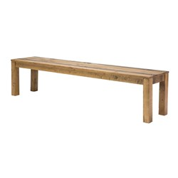 Distillery - Bench Seat 2000 - Recycled Pine/Drift