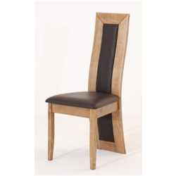Jersey Dining Chair - Black