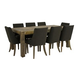 Outback 9PC Dining Set
