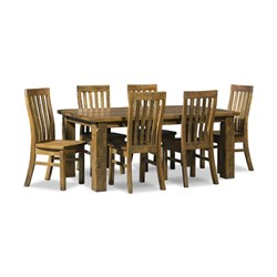 Woolstore 7PC Dining Set