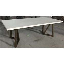 Zion 2400 Dining Table