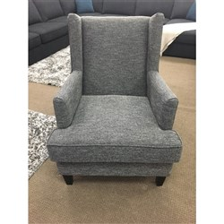 Kenzie Arm Chair - Storm