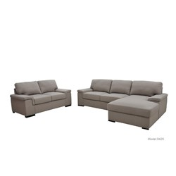 Mansfield 2.5 Seater + 2 Seater - Bone