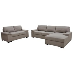 Mansfield 2.5 Seater + 2 Seater - Slate