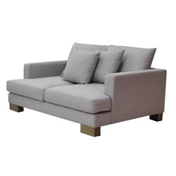 Monte Carlo 2 Seater - Teal (Empire Fabric)