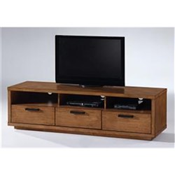 Aston II 3 Drawer Entertainment Unit