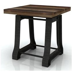 Distillery - Lamp Table - Recycled Pine/Drift