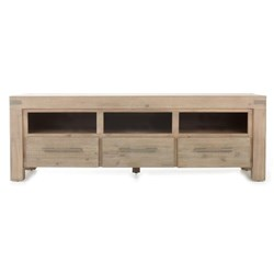Emerson 3 Drawer Entertainment Unit