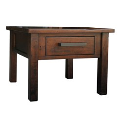 Farmhouse - Lamp Table - Pine/Tuscan Chestnut