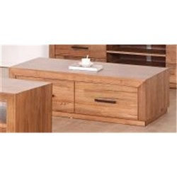 MAINRIDGE 2D COFFEE TABLE 1300 TASMANIA OAK/NATURAL FINISH (X1712) (1300X700X410)