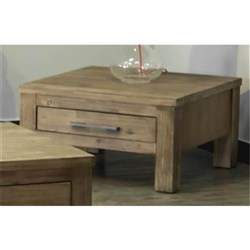Rustic ll 1 Drawer Lamp Table