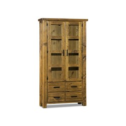 Woolstore Display Cabinet