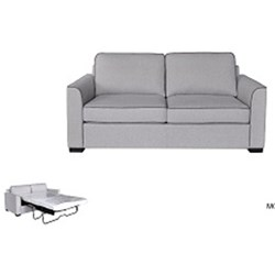 AIMEE 2.5S SOFABED COLUMBIA FABRIC CLOUD #37