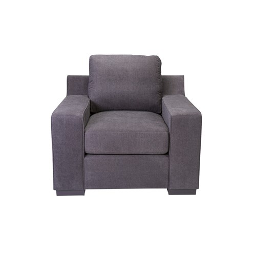 Shaw 1 Seater - Licorice