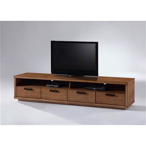 Aston II 4 Drawer Entertainment Unit
