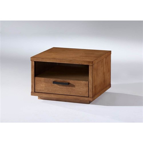Aston II 1 Drawer Lamp Table