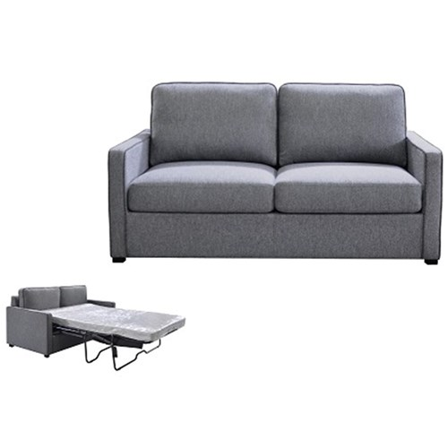 Flynn 2.5S Sofabed - Storm