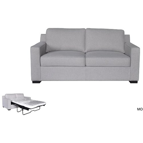 Rebel 2.5S Sofa Bed - Moss